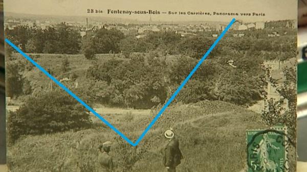 la redoute et ses alentours en 1870 1871 mais aussi en 1960 et au-delà Fonten10