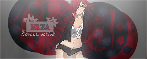 Otter's gallery ! 8D Erza__11