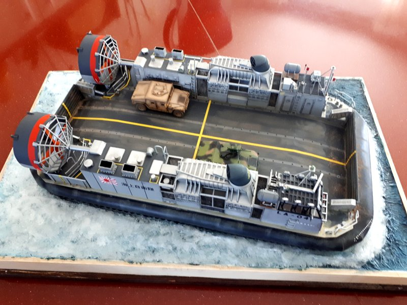 LCAC - Trumpeter - 1/72 - Page 2 20200529