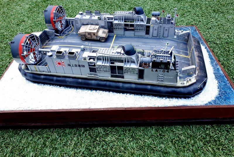 LCAC - Trumpeter - 1/72 - Page 2 20200535
