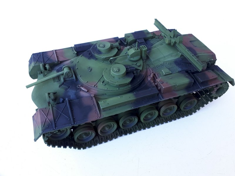 M 48 A5 Armoured Vehicule Launched Miclic - 1/35 [Hobby Fan] - Page 2 20200810