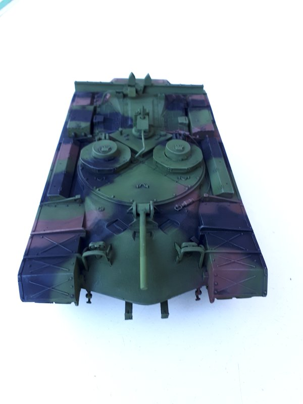 M 48 A5 Armoured Vehicule Launched Miclic - 1/35 [Hobby Fan] - Page 2 20200811