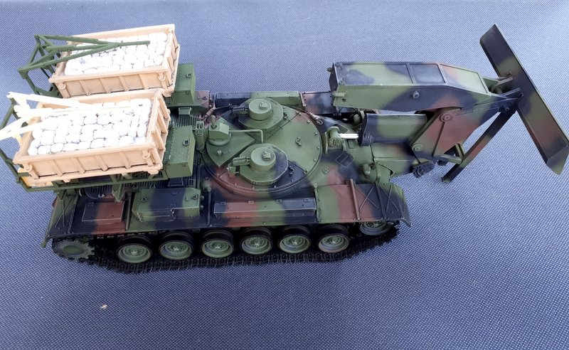 M 48 A5 Armoured Vehicule Launched Miclic - 1/35 [Hobby Fan] - Page 2 20200822