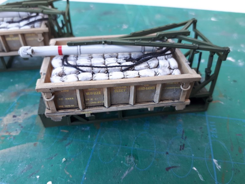 M 48 A5 Armoured Vehicule Launched Miclic - 1/35 [Hobby Fan] - Page 3 20200831