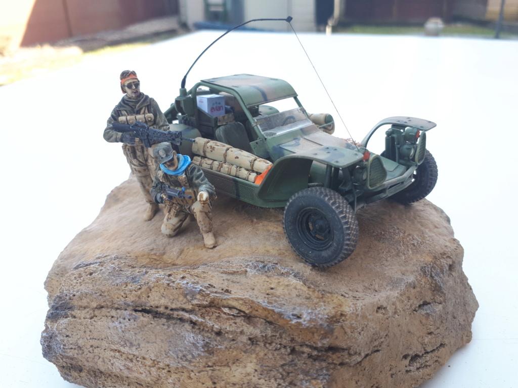 Delta Force FAV [Hobby Boss] 1/35 20210410
