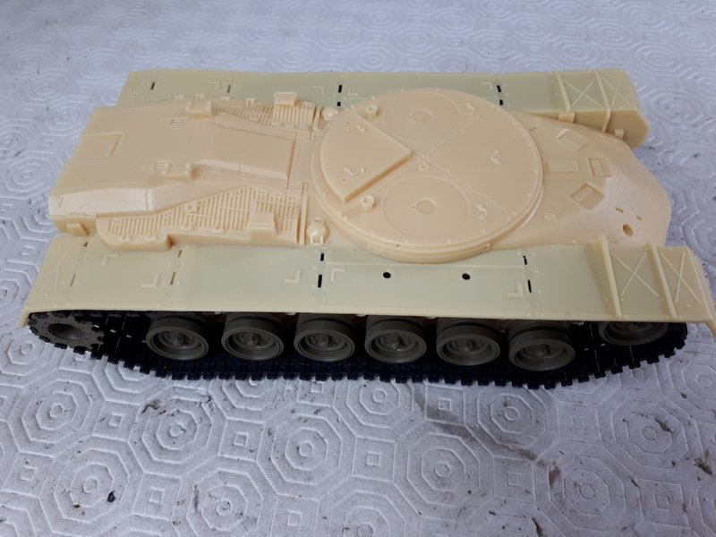M 48 A5 Armoured Vehicule Launched Miclic - 1/35 [Hobby Fan] M48_110