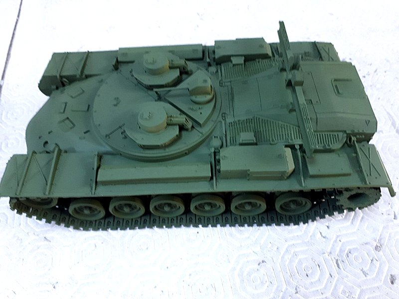 M 48 A5 Armoured Vehicule Launched Miclic - 1/35 [Hobby Fan] - Page 2 Thumbn19