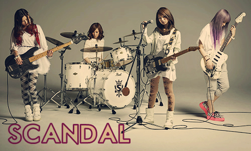 How often do you listen to SCANDAL? - Page 11 Scanda16
