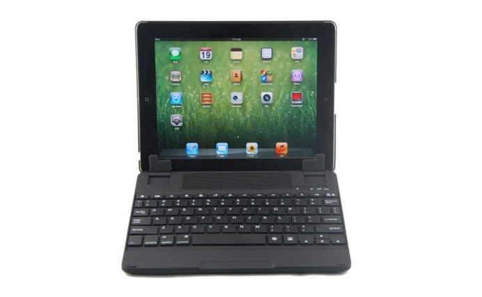 iPad Keyboard (Cube Wireless Bluetooth Keyboard for Apple iPad 2/3/4) Cube_k10