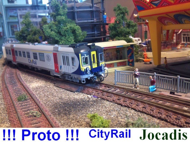 Cityrail Jocadis SNCB 310