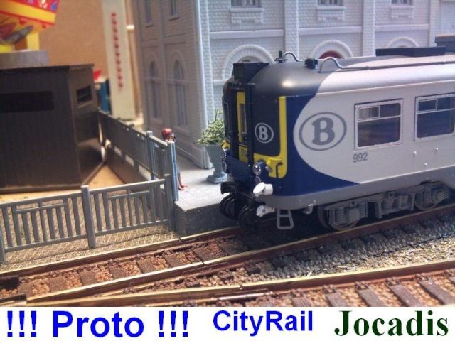 Cityrail Jocadis SNCB 410