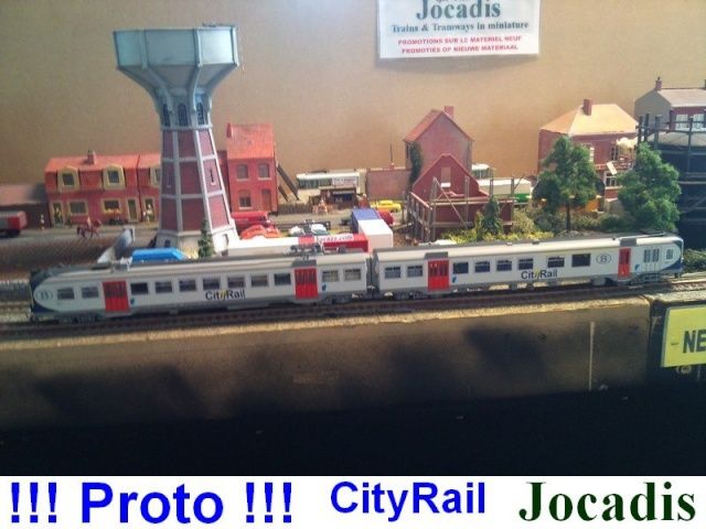 Cityrail Jocadis SNCB 610