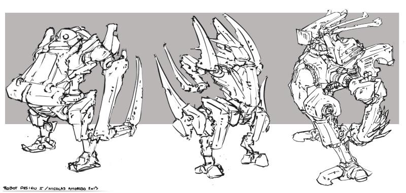 Les images de Niconoko. Robots11