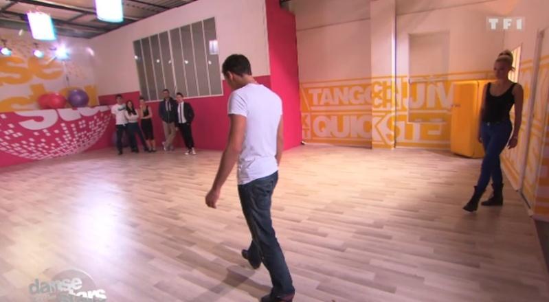 """Images de Chris Côté Coulisses dans """"Danse Avec Les Stars"""" Captu102"""