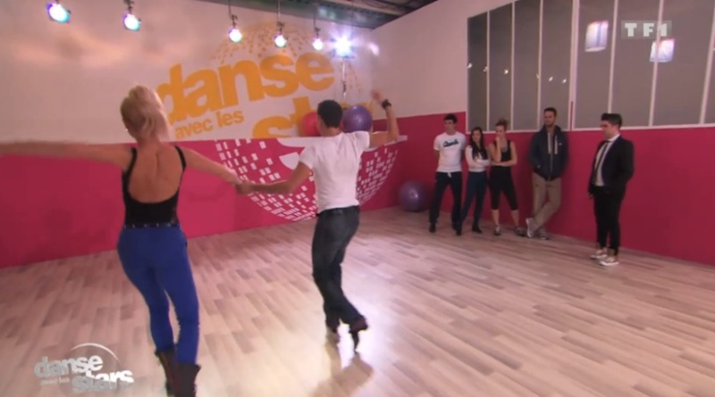 """Images de Chris Côté Coulisses dans """"Danse Avec Les Stars"""" Captu103"""