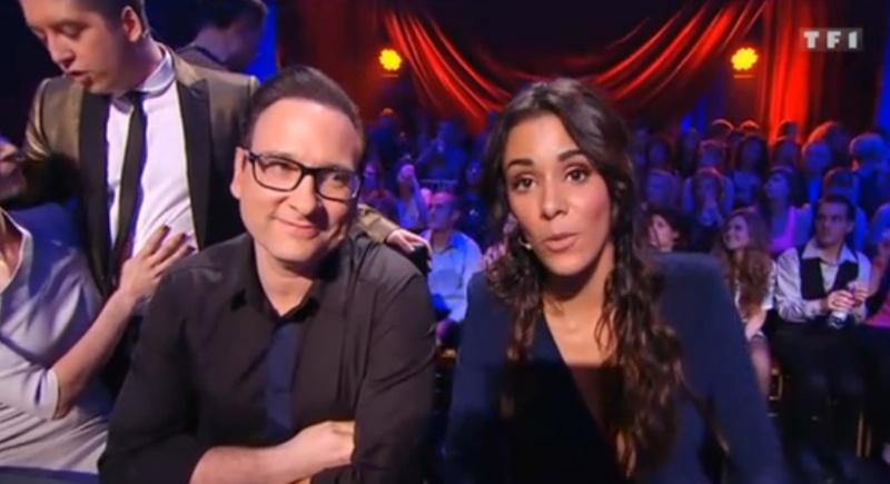 """Images de Chris Côté Coulisses dans """"Danse Avec Les Stars"""" Captur42"""