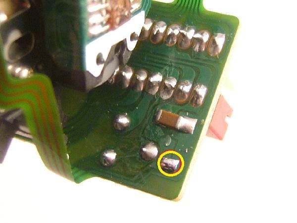 Sega Saturn  bloc optique Sloder10