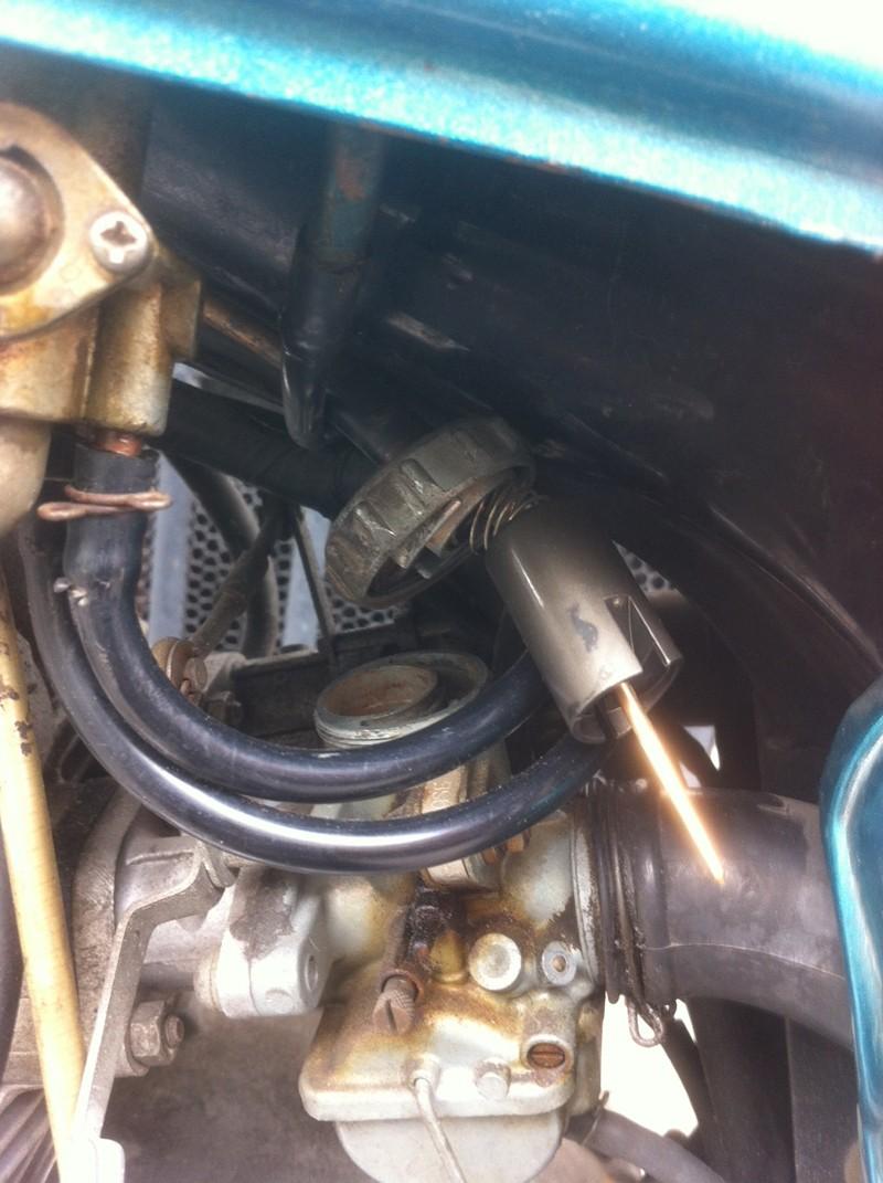 Câble accélérateur cassé - Page 3 Photo11