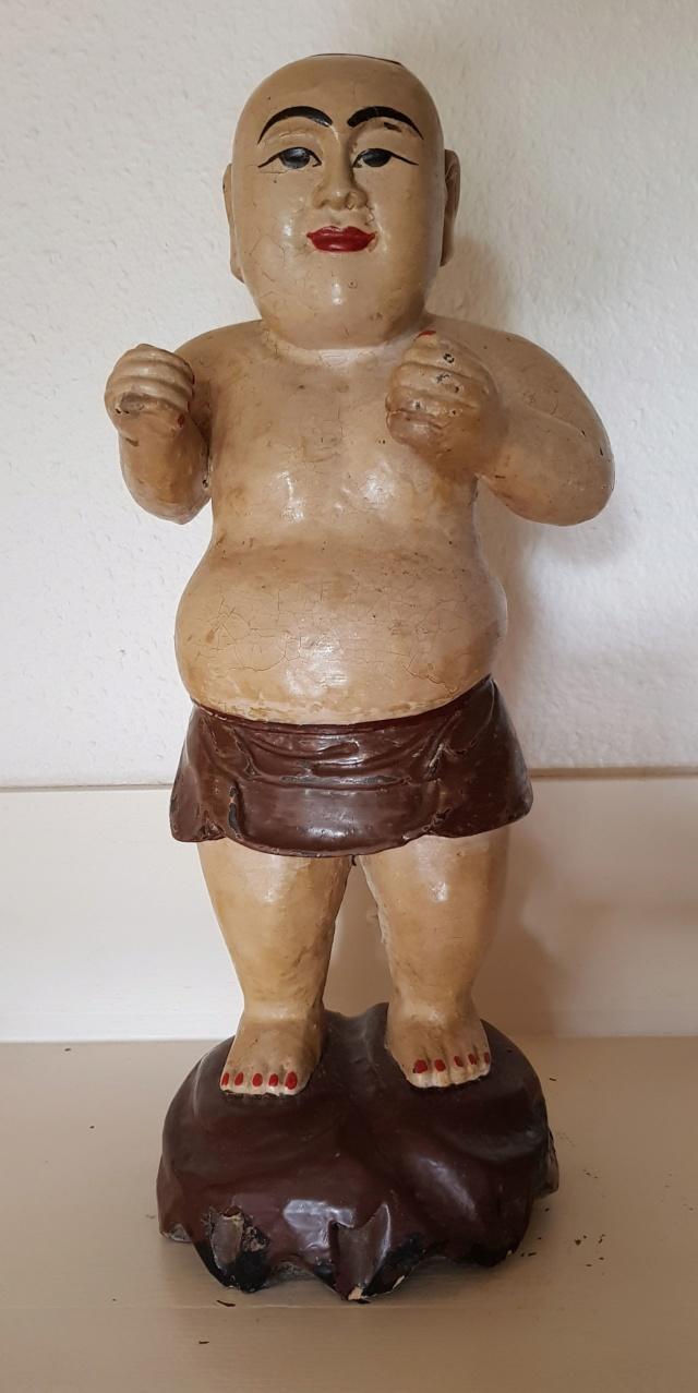 Statue bois Chine ? 20191026