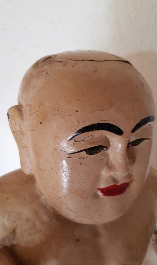 Statue bois Chine ? 20191027