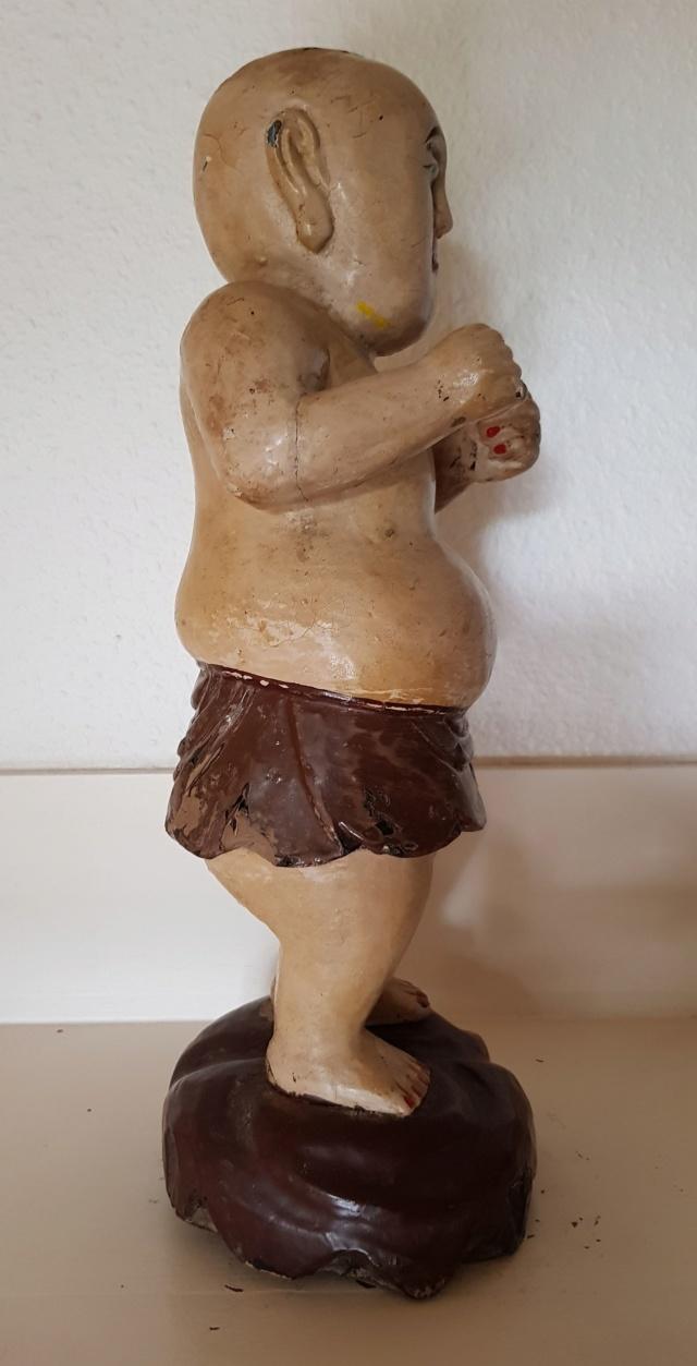 Statue bois Chine ? 20191029