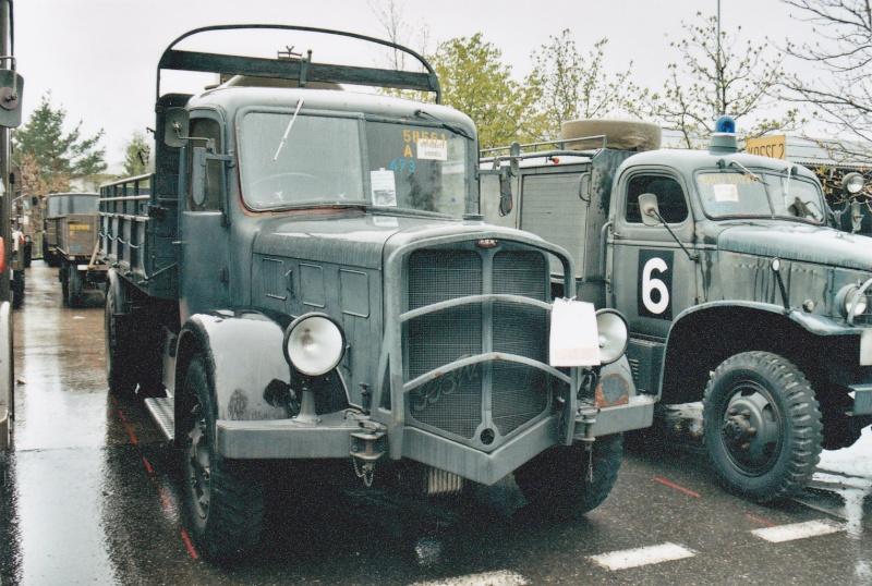 Repose en paix, cher FBW Camion24