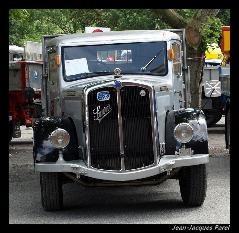 Le Saurer 3C de 1939 de notre ami Pierrot Saurer12