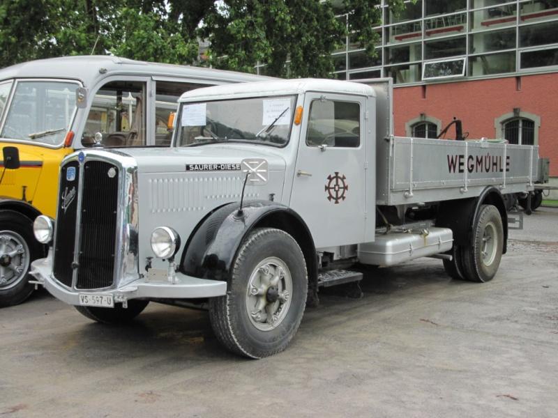 Le Saurer 3C de 1939 de notre ami Pierrot Saurer13