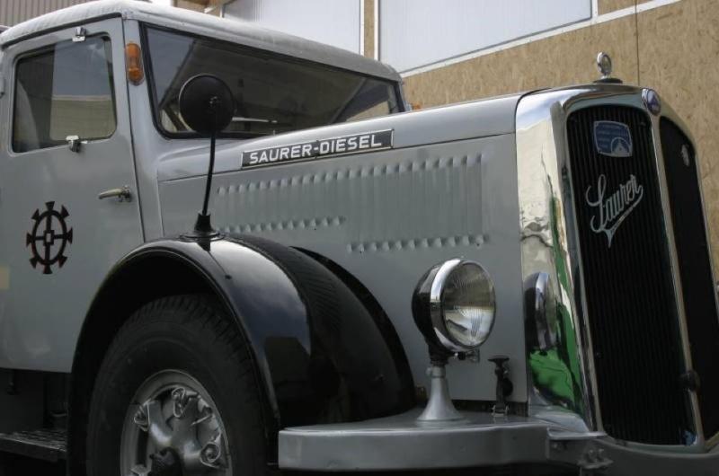 Le Saurer 3C de 1939 de notre ami Pierrot Saurer14