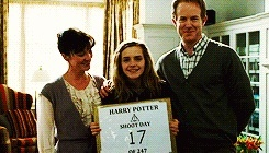Montage image Harry Potter Shoot Day Tumblr12