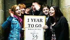 Montage image Harry Potter Shoot Day Tumblr13