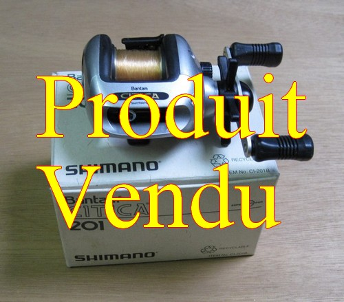 shimano - Annonce moulinet Baitcasting Shimano Bantam Citica 201 Img_ci11