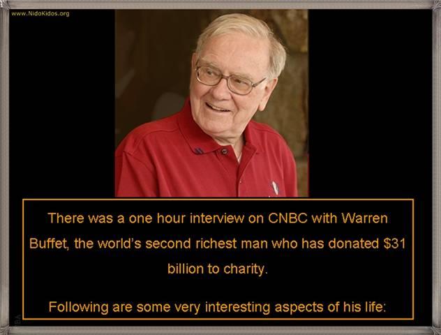 Warren Buffett   INVESTOR   Secure10