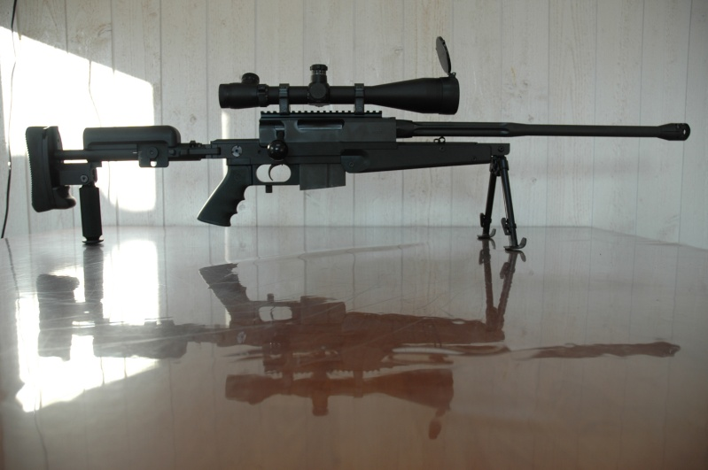 Carabine à air BAIKAL IJ61 011010