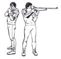 """Carton"" Tres rapide Hammerli Hunter Force 900 Positi10"
