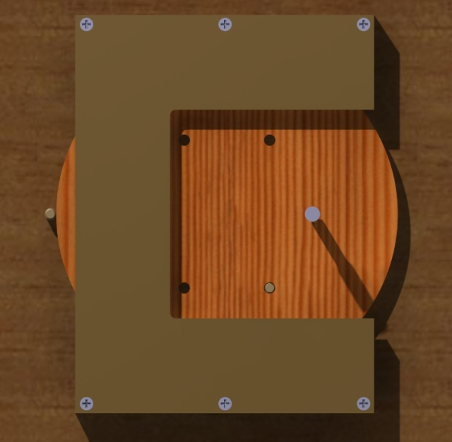 [Aide / Avis] séries de perçages circulaire Percag13