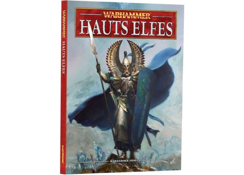 Warhammer Battle : Les nouveaux Haut Elfes 39977710