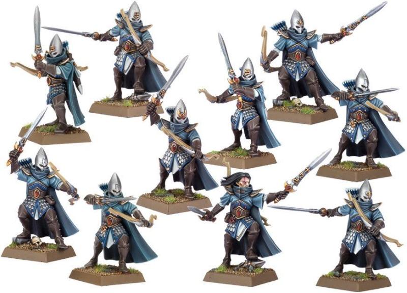 Warhammer Battle : Les nouveaux Haut Elfes 56244710