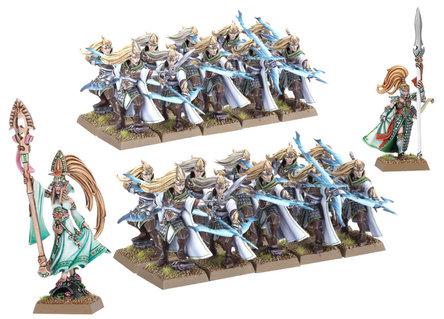 Warhammer Battle : Les nouveaux Haut Elfes M3180411