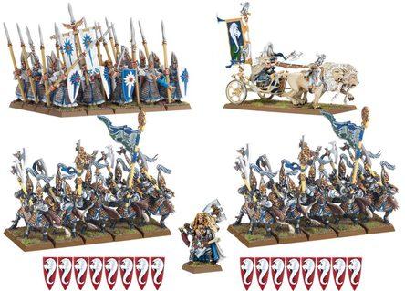 Warhammer Battle : Les nouveaux Haut Elfes M3180412
