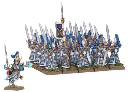 Warhammer Battle : Les nouveaux Haut Elfes M3180414