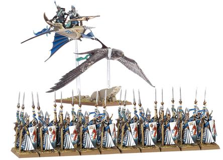 Warhammer Battle : Les nouveaux Haut Elfes M3180415