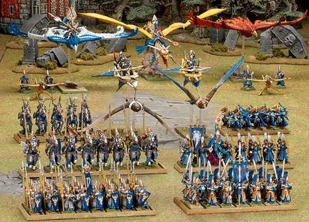 Warhammer Battle : Les nouveaux Haut Elfes M3180416