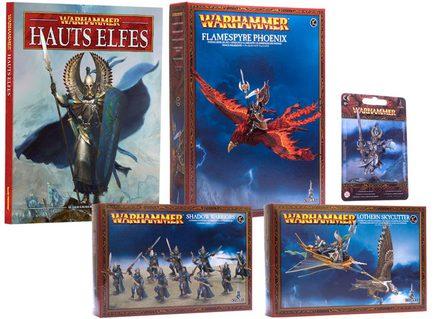 Warhammer Battle : Les nouveaux Haut Elfes M3180610