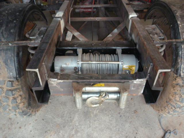 adaptation moteur peugeot sur 411 P1020714