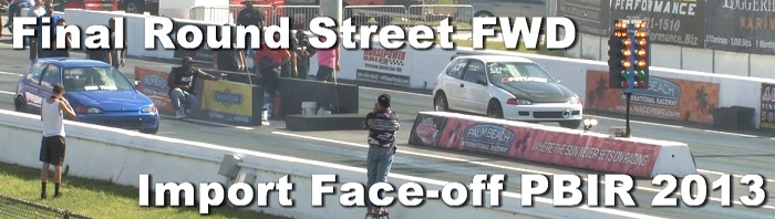 Import Face-off FWD Street Final Round Frustrate vs Big Blue Ifo_st10