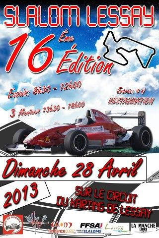 Slalom de Lessay (50) - 28 Avril 2013 Slalom17