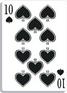 Le Poker 10-de-12