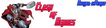 Clash Of Heroes