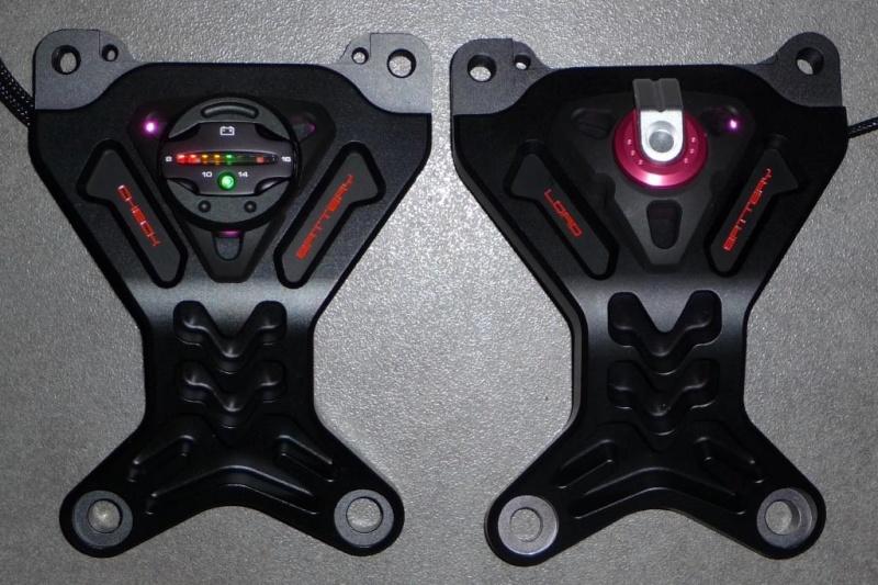 """Nouveaux supports moteur """"Hi-X17 Black Premium"""" P1040821"""